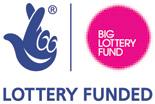 Eridge Village Hall logo - lottery funded